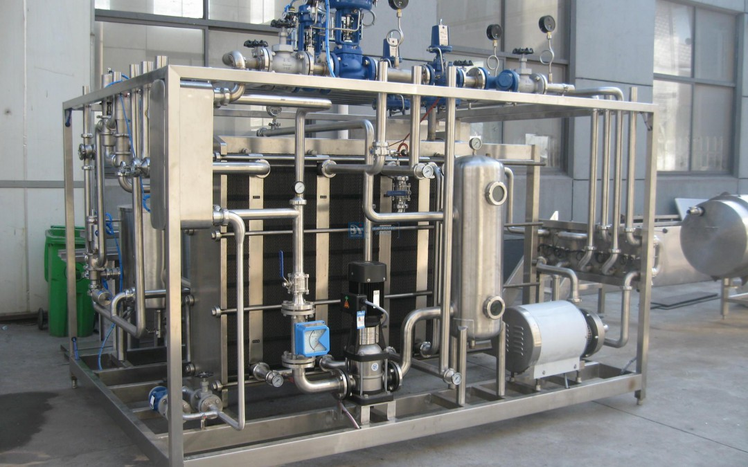 Auditing a Pasteurizer