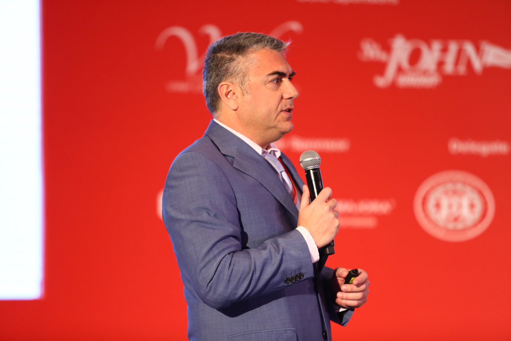 """""""Cashew World Conference: Vasilis Sotiroudas presentation"""""""