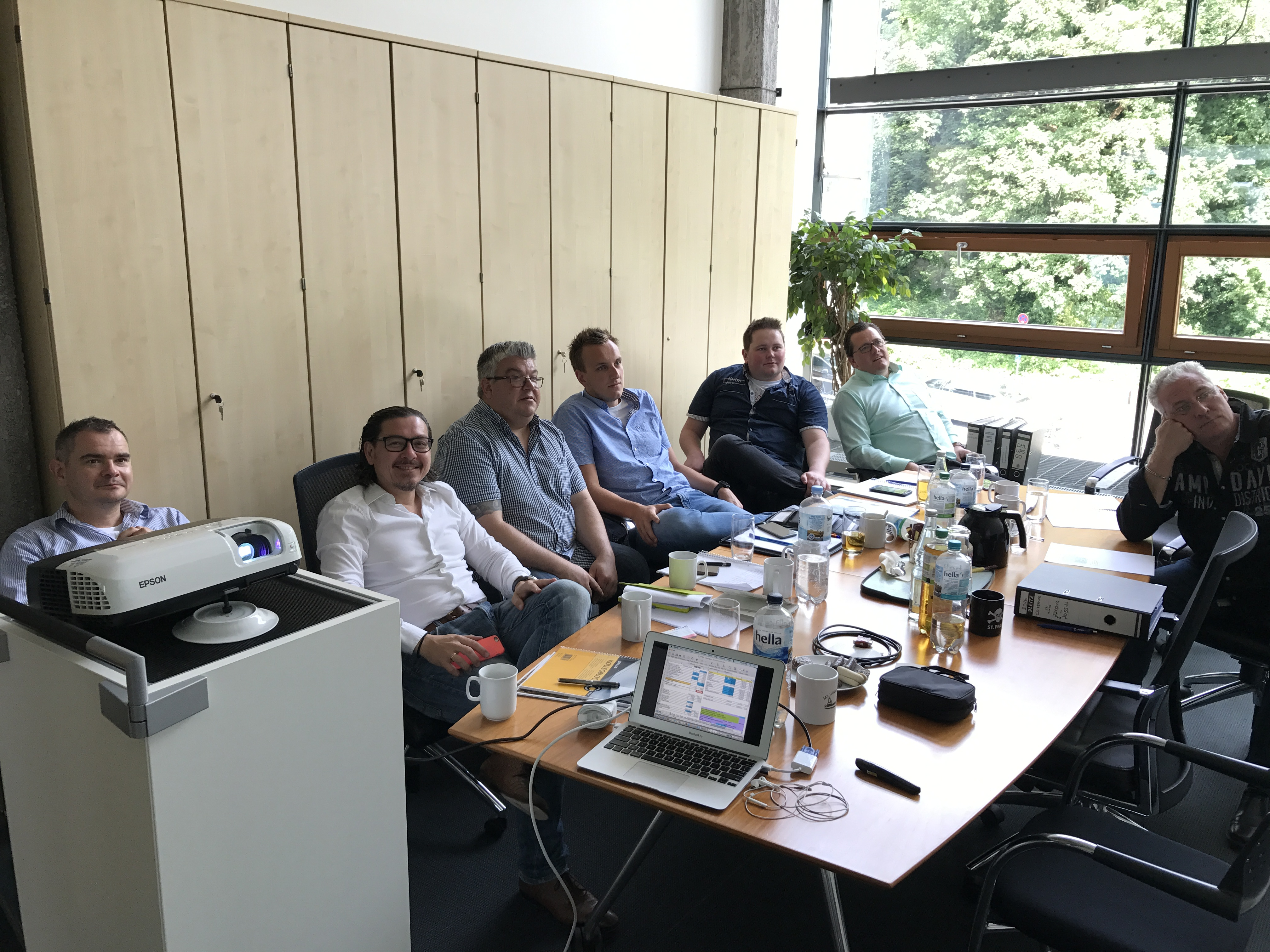 """Second PPCA Course in Hamburg a Success"""